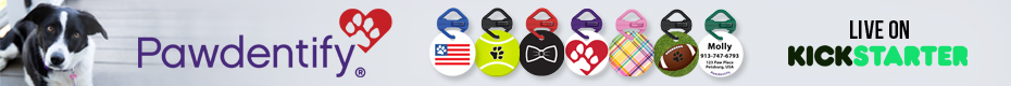 Reinventing Pet ID: Pawdentify Tags + Links-It with Kevlar®