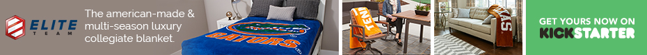The Northwest Company's University Blankets by Elite Team