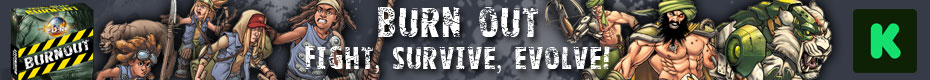 Burn Out - Fight, survive, evolve!