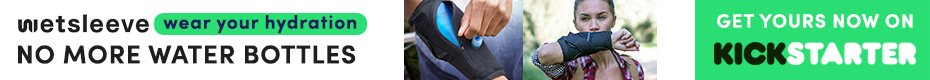 Wetsleeve Wearable Hands Free Hydration