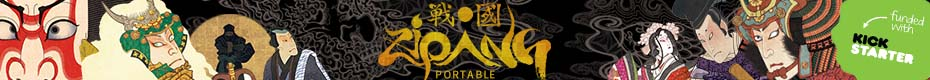 戦國 ZiPANG Portable: The Card Game