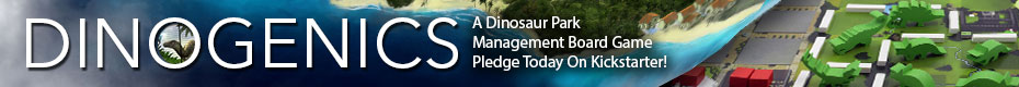 DinoGenics: Dinosaur Park Management