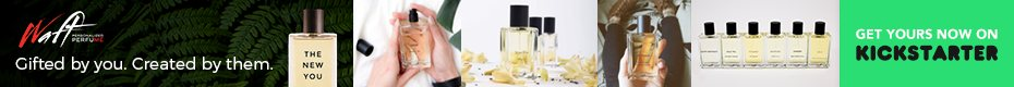 Waft Perfume | Gifted by you. Created by them.