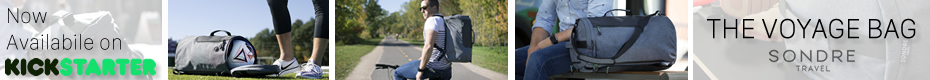 The Voyage Bag | The Essential Travel Companion