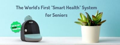 "Kintell: The World's First ""Smart Health"" System for Seniors"