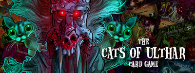 "H.P. Lovecraft's ""The Cats of Ulthar"" Card Game"