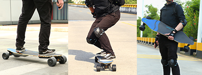 Onpark Find 3: A Double Endurance Electric Skateboard