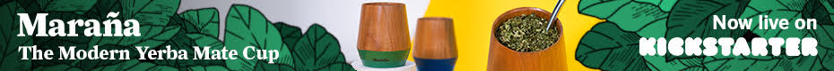 Maraña New Gourd ● The Modern Yerba Mate Cup