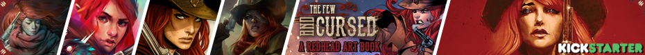 The Few and Cursed: Painting the World Red