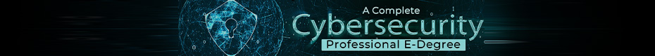Cybersecurity E-Degree
