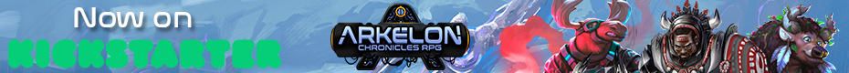 Arkelon Chronicles, a Tabletop Roleplaying Game
