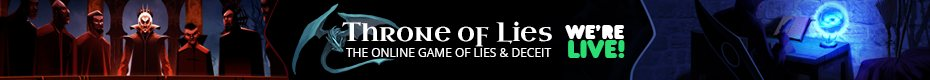 Throne of Lies ♔ The Online Game of Lies & Deceit