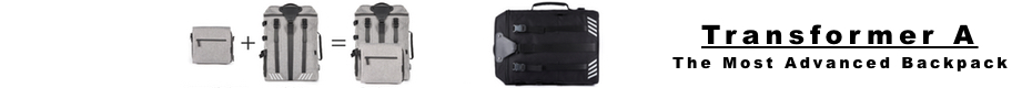 VENQUE Transformer A-Modular,Transformable,Smart Backpack