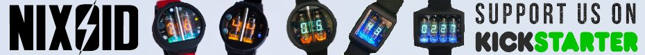 Excellent Nixie Watch / ver. 1