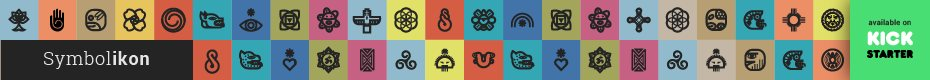 Symbolikon - Library of Ethno Esoteric Symbols for Creatives