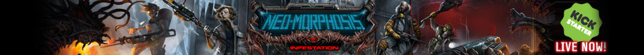 Neo-Morphosis: Infestation