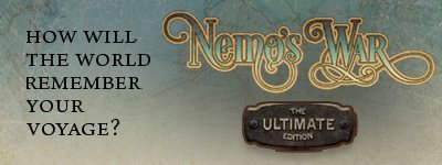 Nemo's War: Journey's End Expansion & Ultimate Edition